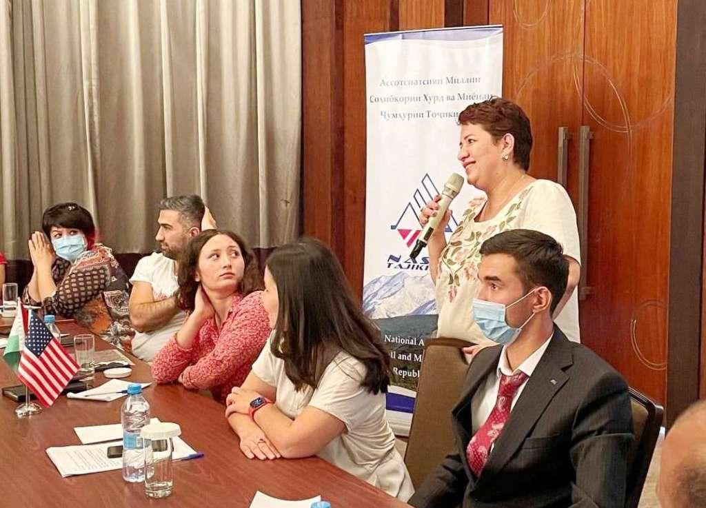 Бизнес-барометр: текущее положение и настроение малого и среднего бизнеса Таджикистана