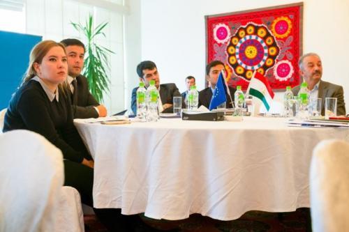 Конференция Импортозамещение и кластерное развитие в сельском хозяйстве. Душанбе. 4-5 декабря 2018 г.