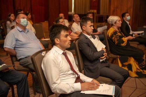 Промежуточное мероприятие КИУЭ и церемония награждения (16 июня 2021 г.)