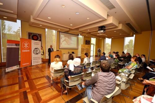 Круглый стол и рабочая встреча, посвященная пятилетию СРТ, 15 октября 2017 г.