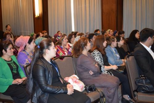 Мастер-класс по налогообложению, в рамках Регионального женского бизнес форума, 7 апреля 2018 г.