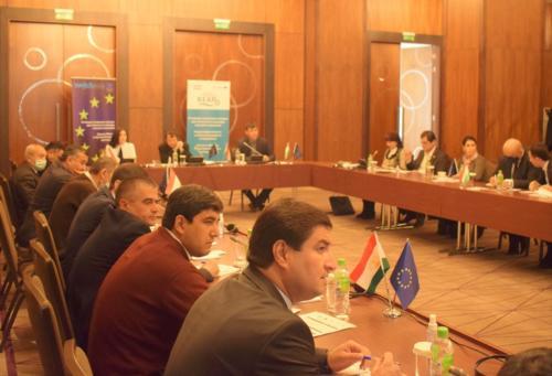 Первая Национальная консультативная встреча 15 декабря 2020 г.
