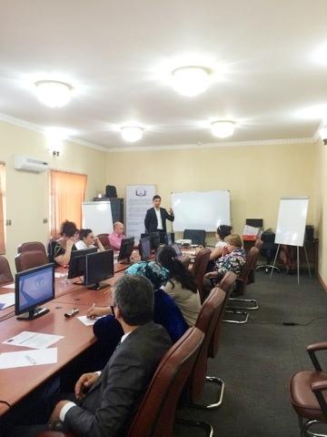 2-я сессия ТоТ по пищевой безопасности НАССР и маркетингу. Душанбе, 22-24 сентября 2014 г.