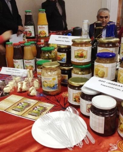 3-я сессия тренингов по пищевой безопасности НАССР и маркетингу. Душанбе, 25-27 ноября 2014г.